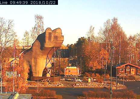 Webcam Sveg, Härjedalen, Härjedalen, Schweden